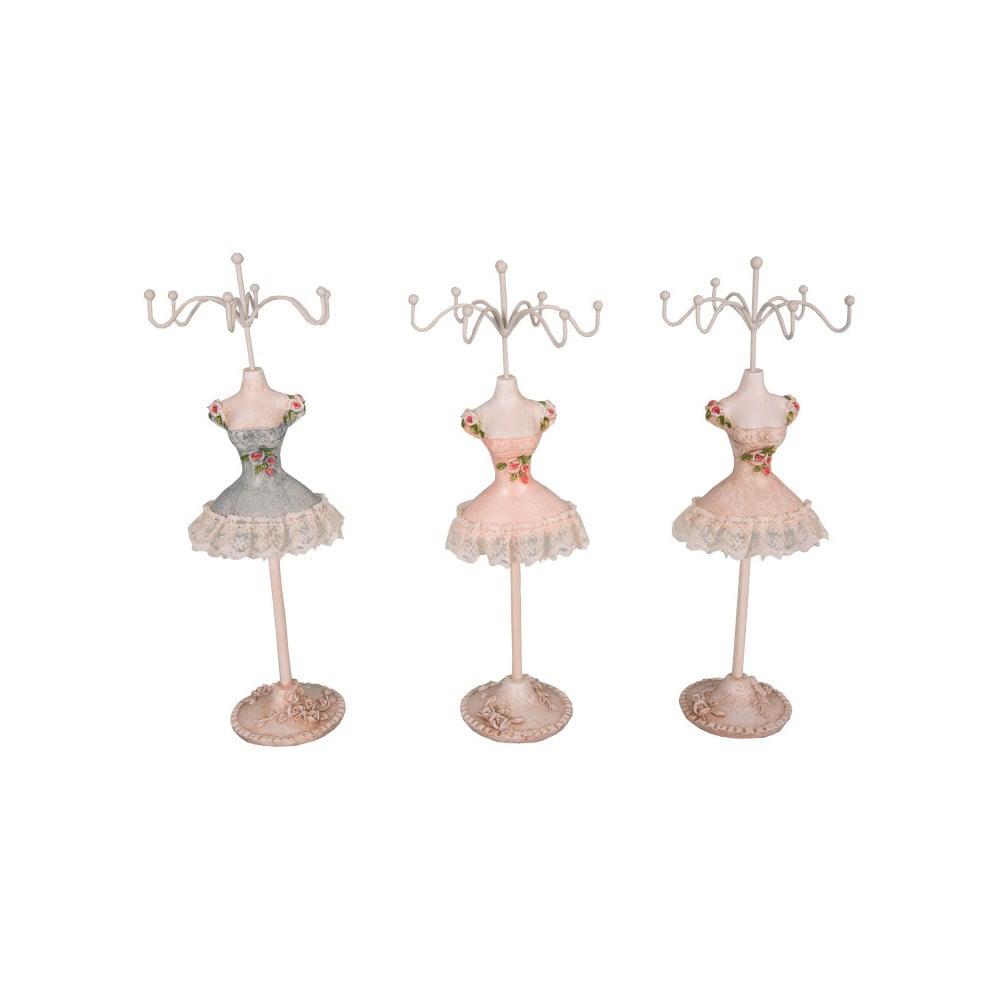b2a36e1ff Sada 3 stojánků na šperky Antic Line Ballerinas, výška 25 cm