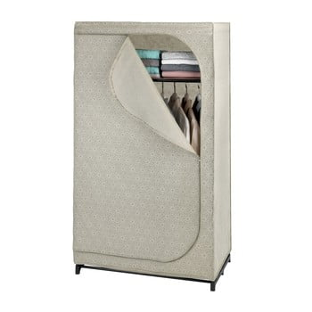 Șifonier textil depozitare Wenko Balance, 160 x 50 x 90 cm, bej imagine