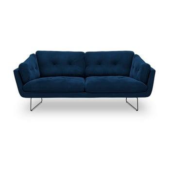 Canapea cu 3 locuri Windsor & Co Sofas Gravity, albastru de la Windsor & Co Sofas