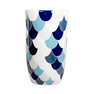 Vază din ceramică lucrată manual a'miou home Seatura, ⌀ 21 cm