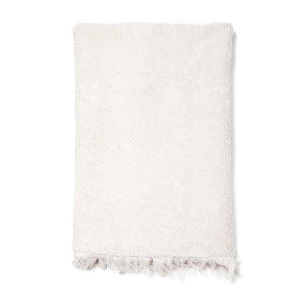 Set 6 krémových bavlněných ručníků a 2 osušek Casa Di Bassi Bath