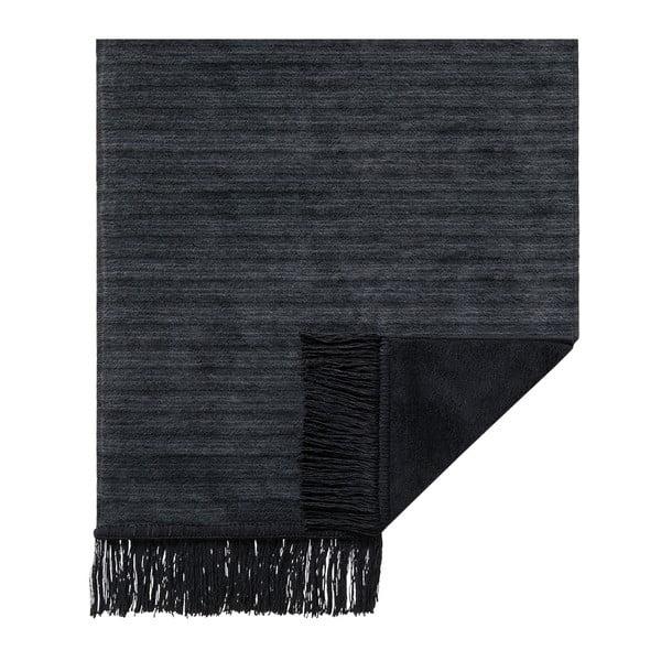 Běhoun Sofia, 50x200 cm, tmavě šedý