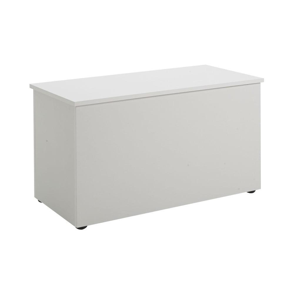 Bílá lavice s úložným prostorem 13Casa Guelfo