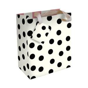 Dárková taška Caroline Gardner Black Dot