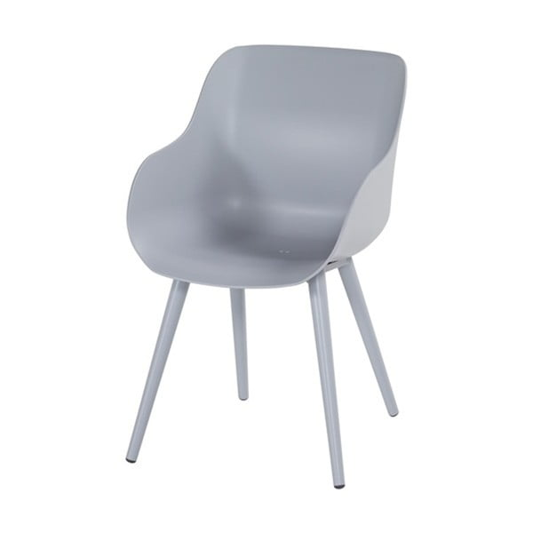 Sada 2 sivých záhradných stoličiek Hartman Sophie Organic Studio Chair