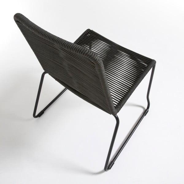 Židle Meagan, šedá