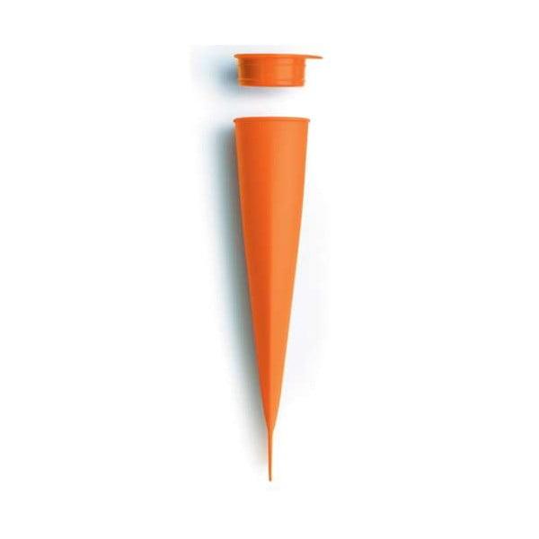 Forma na domácí nanuk Lékué, oranžová