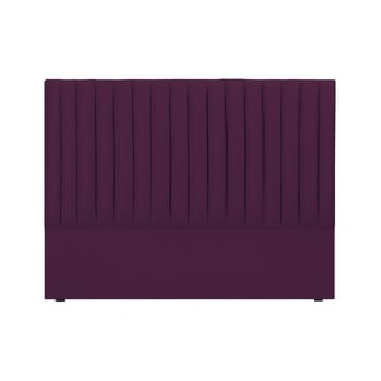 Tăblie pat Cosmopolitan design NJ, 140x120cm, mov