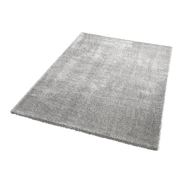 Šedý koberec Mint Rugs Glam, 160 x 230 cm