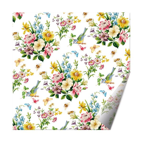 Sada 25 papírových ubrousků Katie Alice English Garden