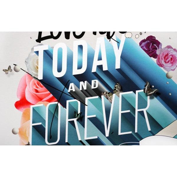 Plakát Everything Forever, limitovaná edice