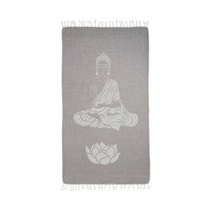 Osuška Hamam Seahorse Buddha,100x180cm