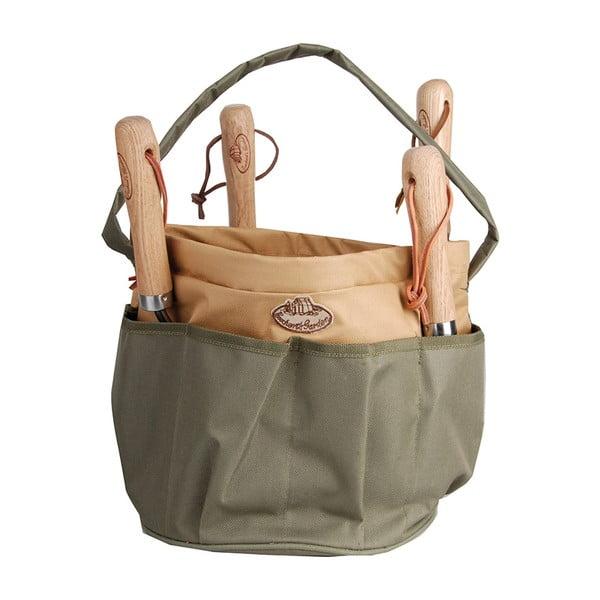 Kulatá taška na zahradní náčiní Ernst
