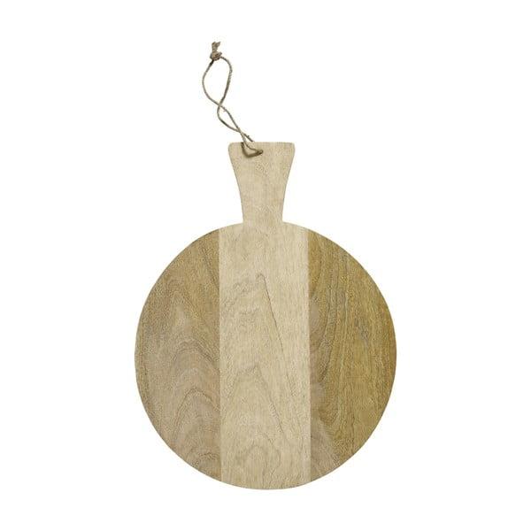Dřevěné prkénko Chopping, 34 cm