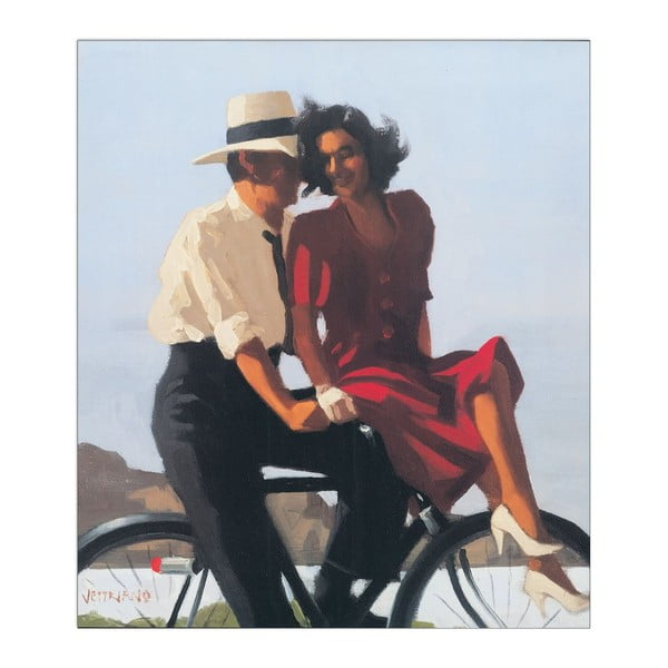 Vettriano - Lazy Hazy Days