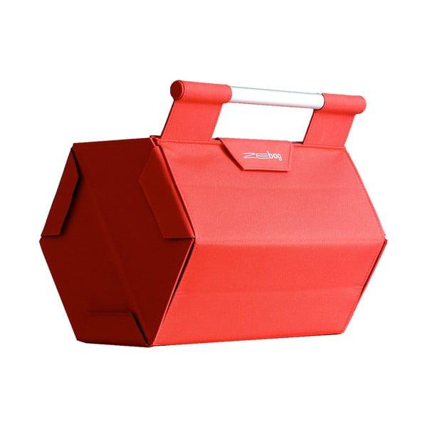 ZEbag pro 6 lahví, červený