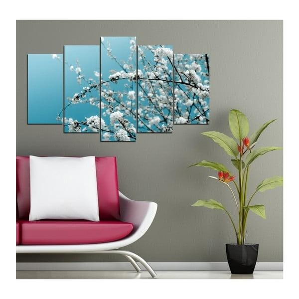 Vícedílný obraz Insigne Yuna, 102x60cm