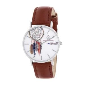 Dámské hodinky s řemínkem v hnědé barvě Olivia Westwood Hanna