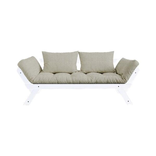 Variabilní pohovka Karup Design Bebop White/Linen Beige