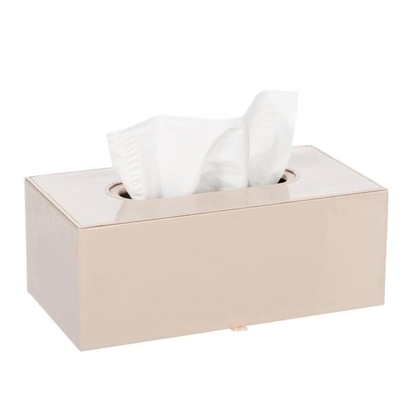 Box na kapesníky Kleenex Art Beige