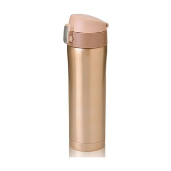 Sticlă termos Asobu Diva Cup Brown/Chocolate, 450 ml
