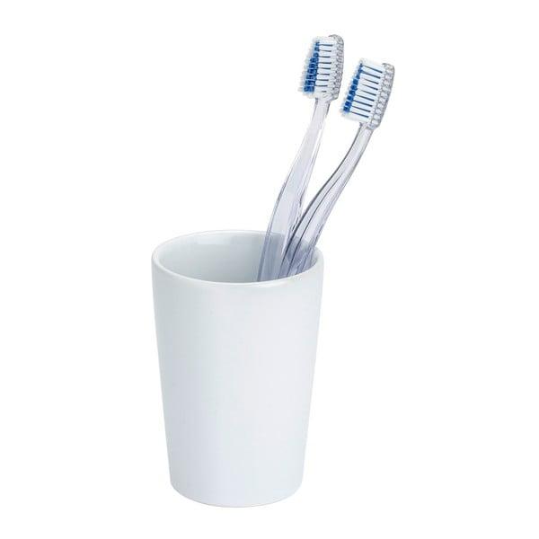 Coni fehér fogkefetartó pohár - Wenko