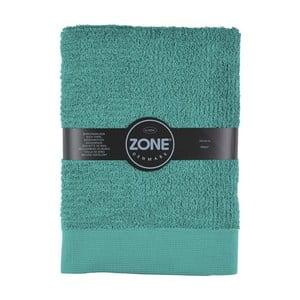 Zelená osuška Zone Classic 140x70 cm