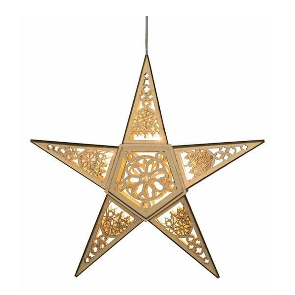 Svítící dekorace Christmas Star