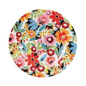 Dezertní talíř Churchill China Collier Campbell Flowerdrop, 20,3 cm