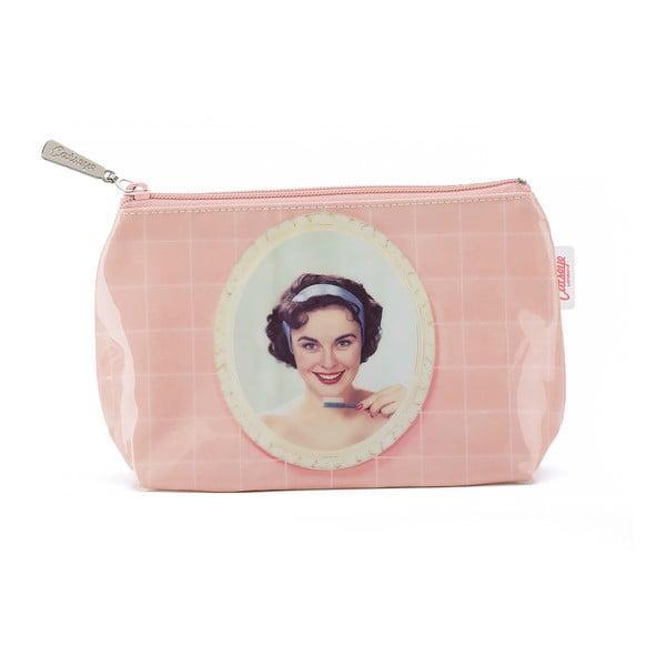 Malá kosmetická taška Toothbrush Girl
