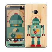 Samolepka na HTC One, Blue Robot