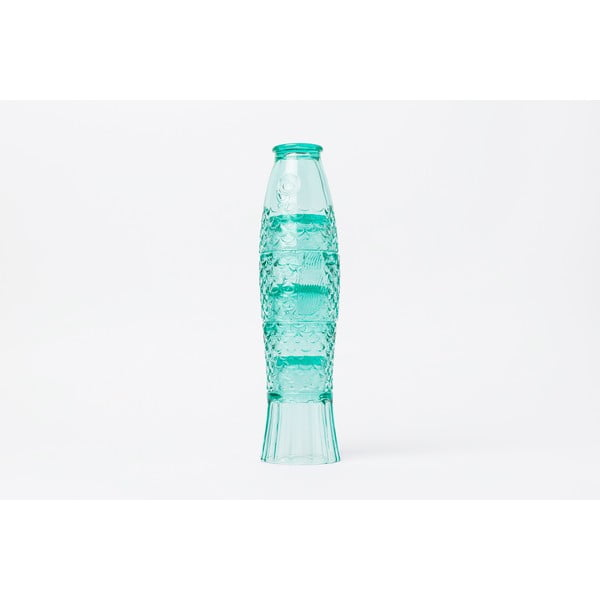 Zielony zestaw 4 kieliszków do wódki DOIY Koifish