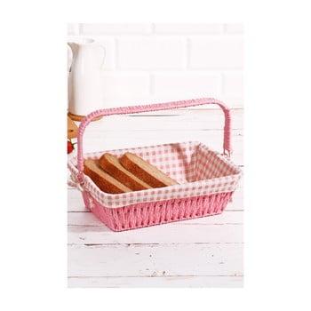 Coș pentru pâine din salcie împletită Logan Tim, 30x20x9cm imagine