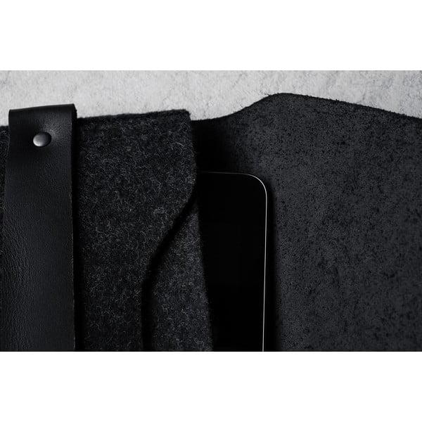 Obal Mujjo Envelope na iPad Black