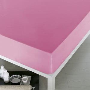Prostěradlo Home Pink, 100x200 cm