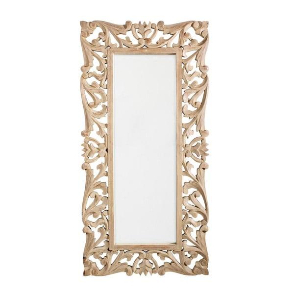 Nástěnné zrcadlo Dalila Naturale, 60x120 cm