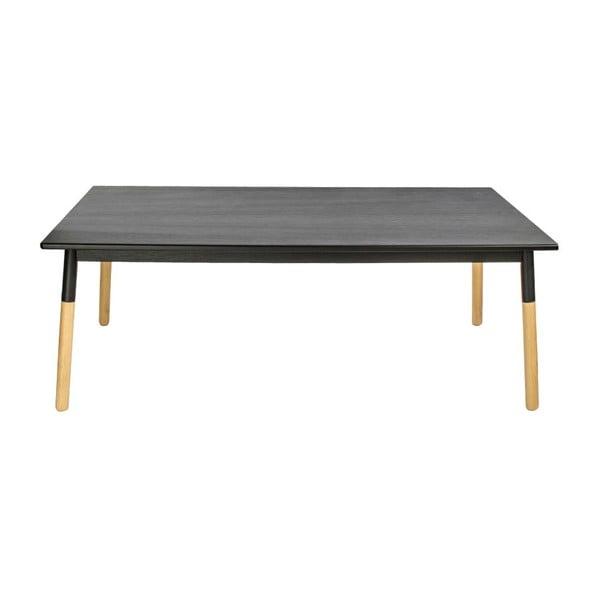 Jídelní stůl Mikado Black, 190x73x90 cm