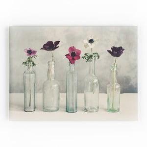 Tablou Graham & Brown Floral Row, 70 x 50 cm