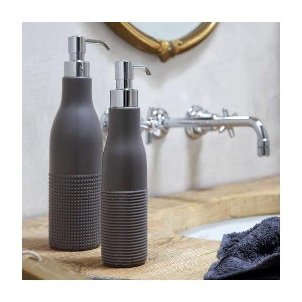 Zásobník na mýdlo Regina di Bolle, šedý