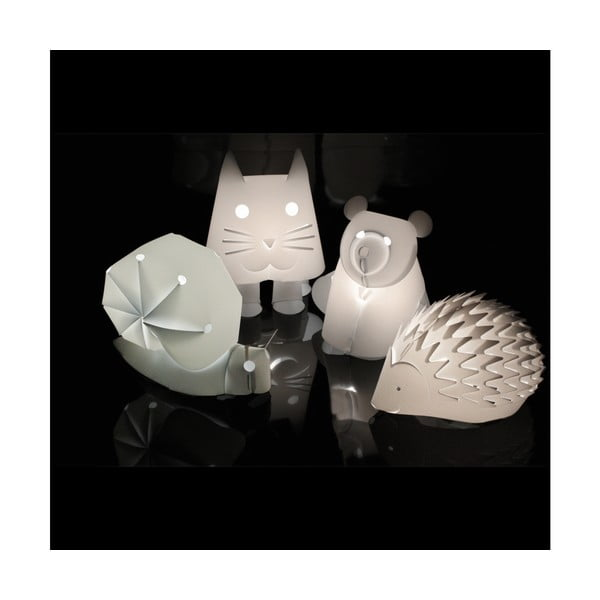 Stolní lampa Kočka Pepe, gift collection