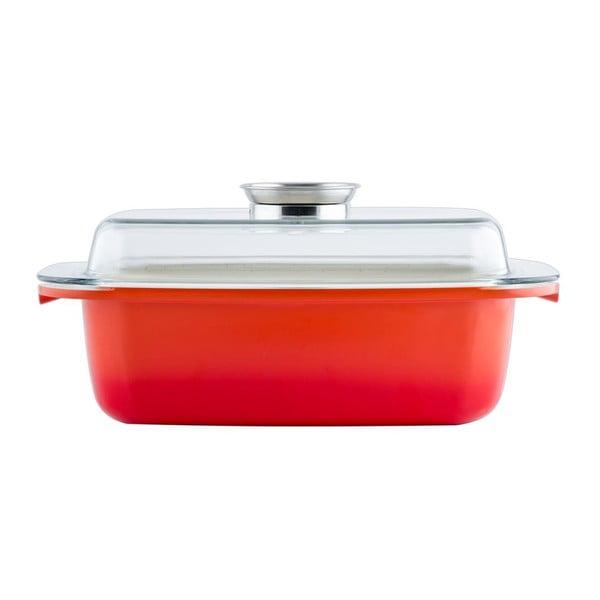 Pekáč Toscana s poklicí, červená, 32 cm