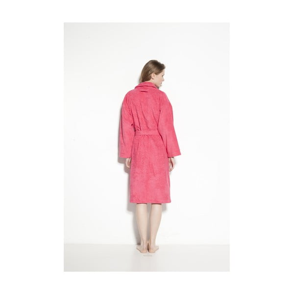 Halat roz de baie, de damă, U.S. Polo Assn. Minot, măr. XL