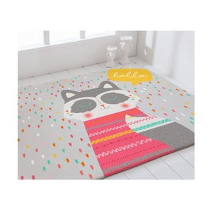 Dětský koberec Pooch Mapache, 90x110cm