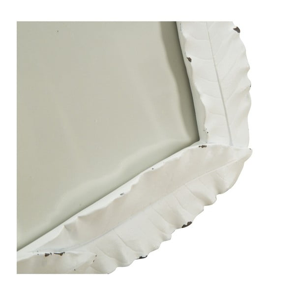 Bílý fotorámeček Mauro Ferretti Leaf, na fotografe 20x25cm