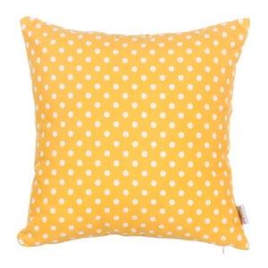 Polštář s náplní Yellow Dots