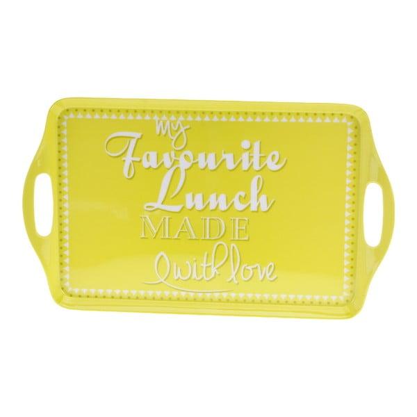 6dílná kempinková sada nádobí Postershop My Favourite Lunch