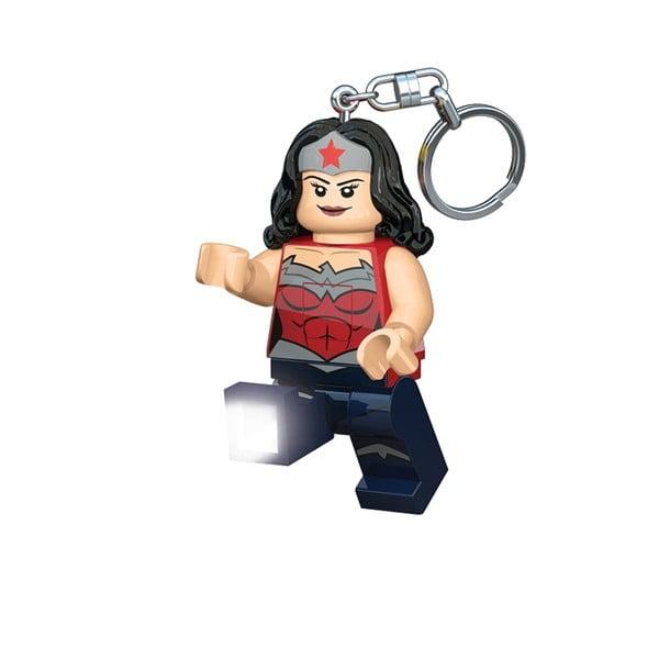 Świecący brelok LEGO® DC Super Heroes Wonder Woman