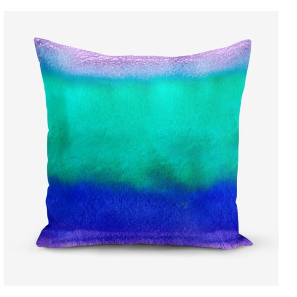 Față de pernă Minimalist Cushion Covers Underwater, 45 x 45 cm