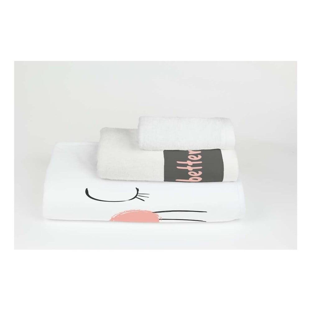 sada 3 ru n k little nice things cat bonami. Black Bedroom Furniture Sets. Home Design Ideas