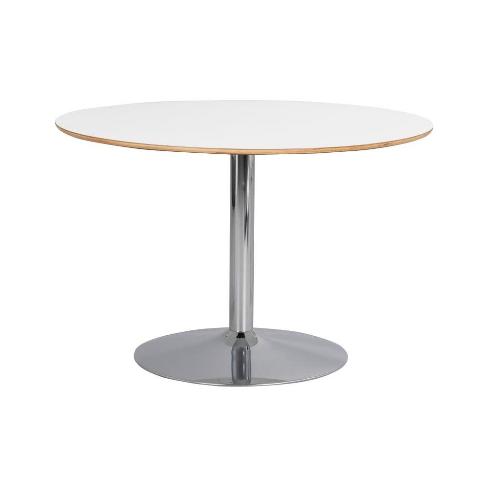 Bílý jídelní stůl Folke Alfra